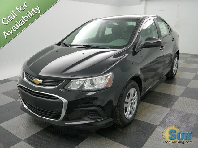 new 2017 chevrolet sonic ls 4dr car chittenango n17008 central new york used car king. Black Bedroom Furniture Sets. Home Design Ideas